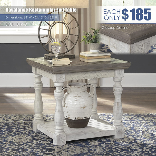 Havalance End Table_T814-3