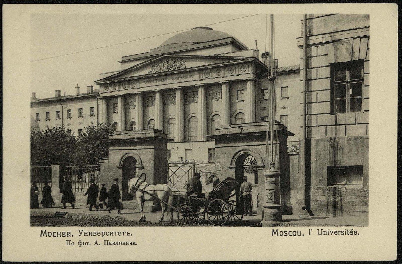 Университет (2)