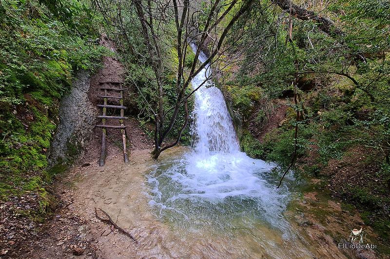 Cascada de la Huevera en Padrones de Bureba (12)