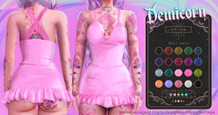 {Demicorn} Teddry Dress AD