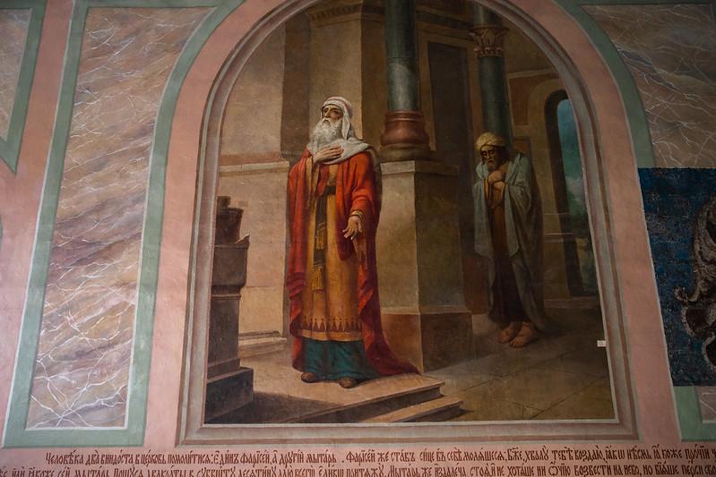 20-21 февраля 2021, День памяти св. Феодора Стратилата / 20-21 February 2021, The remembrance day of the St. Theodore Stratelates