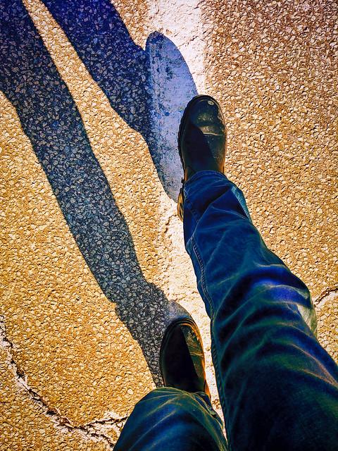 I Walk the Line - HSS