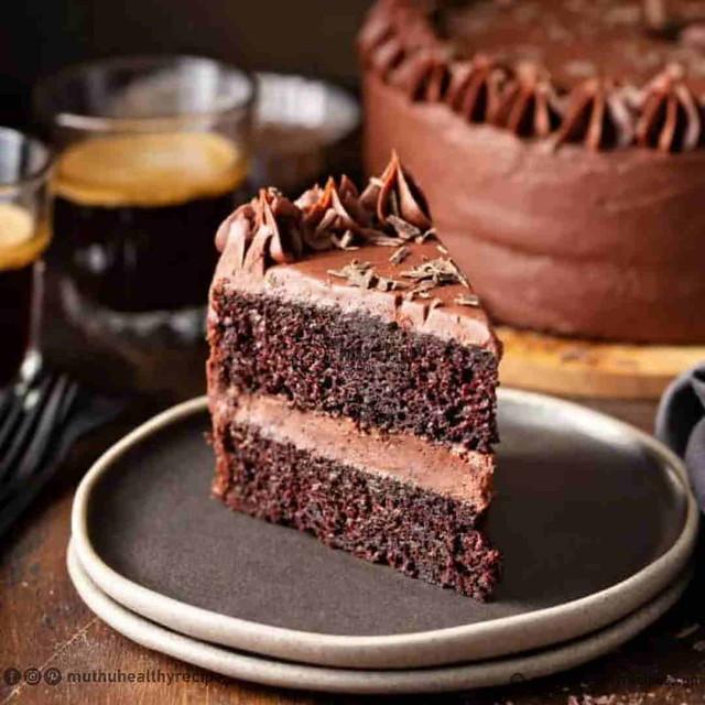 Creamy Chocolate Cake Recipe