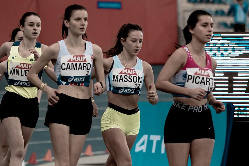 Championnats de France élite en salle 2021 - MIRAMAS