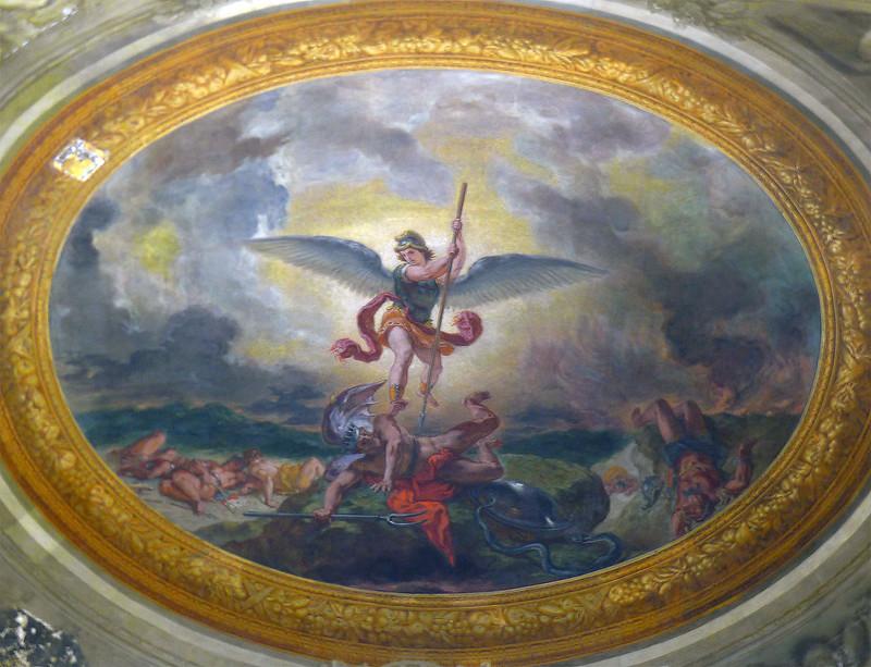 P1310536_Paris_VI_eglise_St-Sulpice_chapelle_Sts-Anges_coupole_rwk