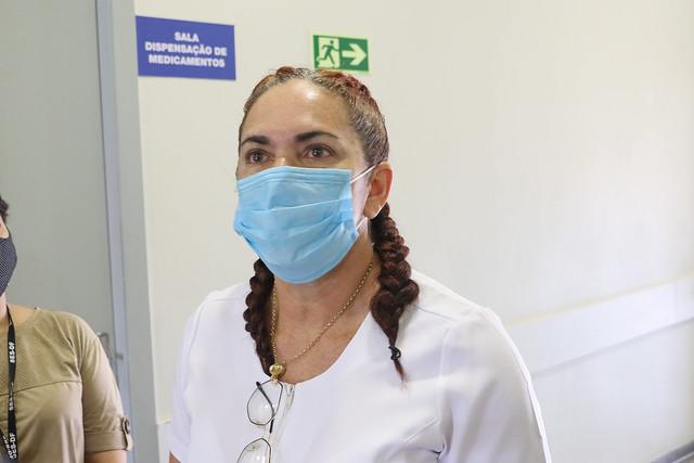 Hospital de Campanha de Ceilândia tem taxa de 78,2% de recuperação