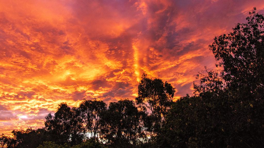 Sunset Wakerley