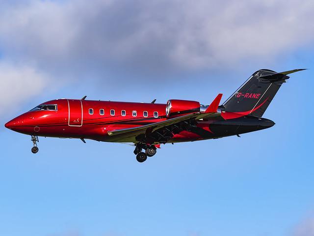 SaxonAir Charter LTD   Bombardier CL-600-2B16 Challenger 605   G-RANE
