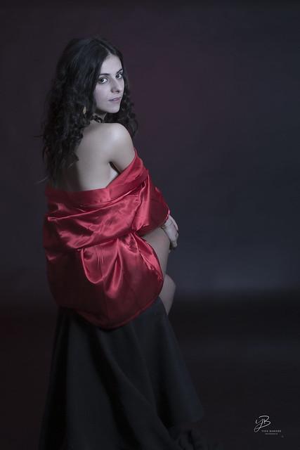 Jolie Miss en rouge IMG_6747