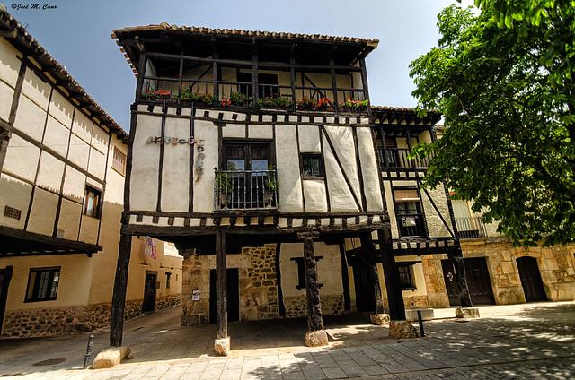 Rincones de Covarrubias (Burgos)