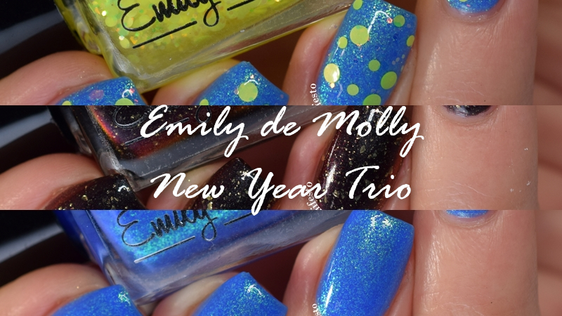 Emily De Molly New Year Trio