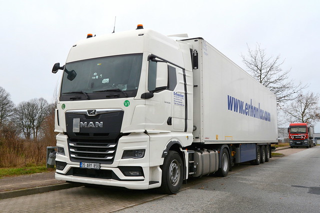 TR - MAN New TGX GX - Erhanlar