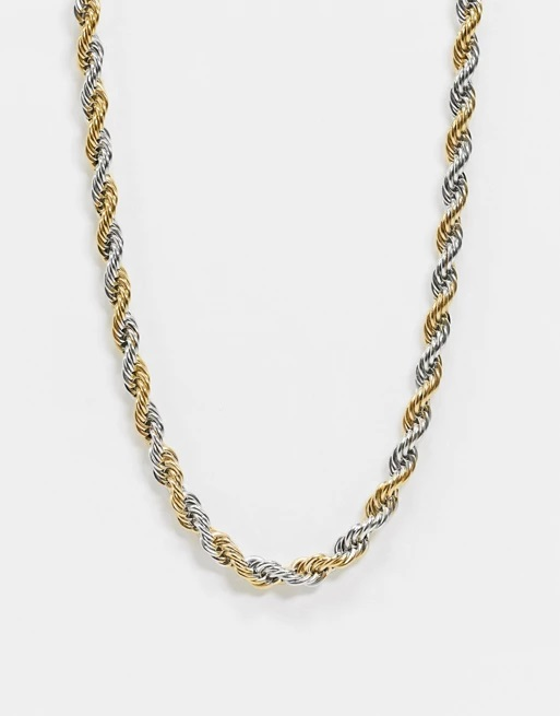 11_asos-necklace-7mm-rope-chain-mixed-metals-gold-silver