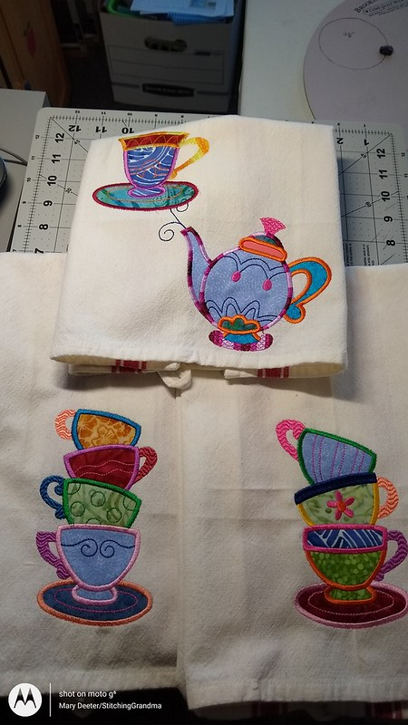 """Tea Towels"""