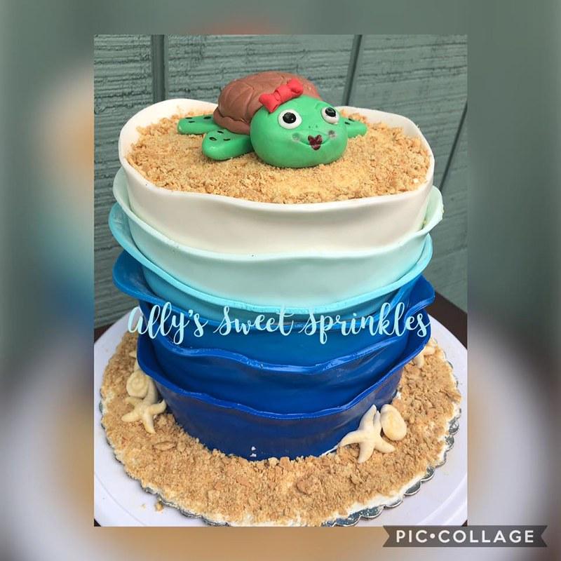 Cake by Ally's Sweet Sprinkles