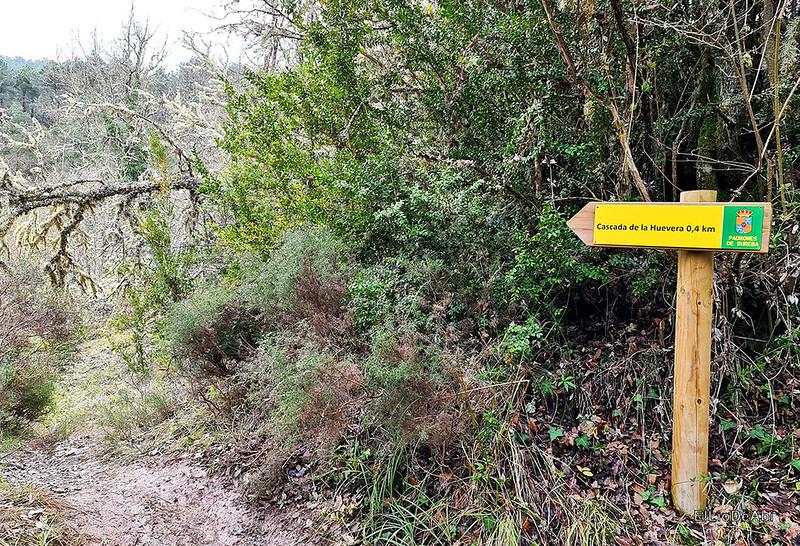 Cascada de la Huevera en Padrones de Bureba (8)