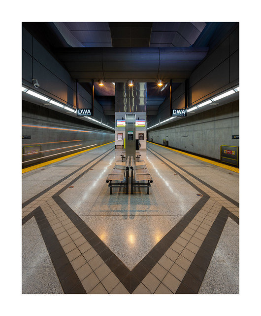 Highway 407 Subway Station II