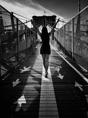 All Ways over Brooklyn Bridge
