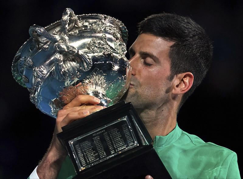 Novak Djokovic。(達志影像)