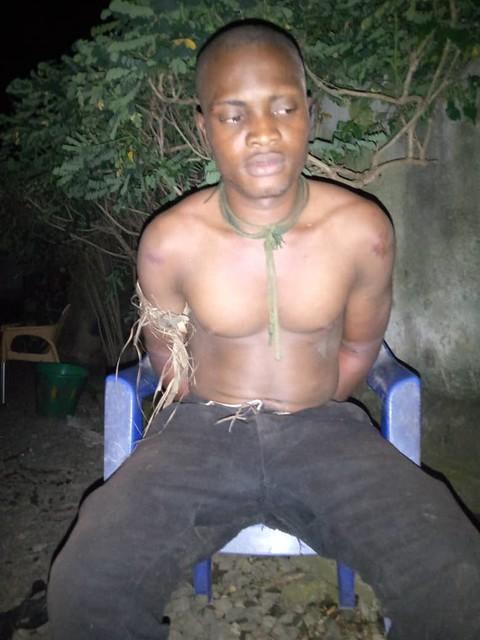 Bernard captured