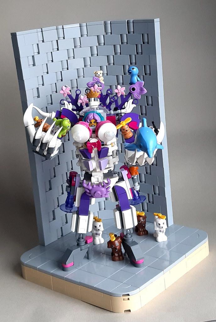 The Purple Pearl Mech