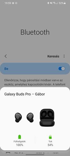 Samsung Galaxy Buds Pro teszt - zenefüggőség
