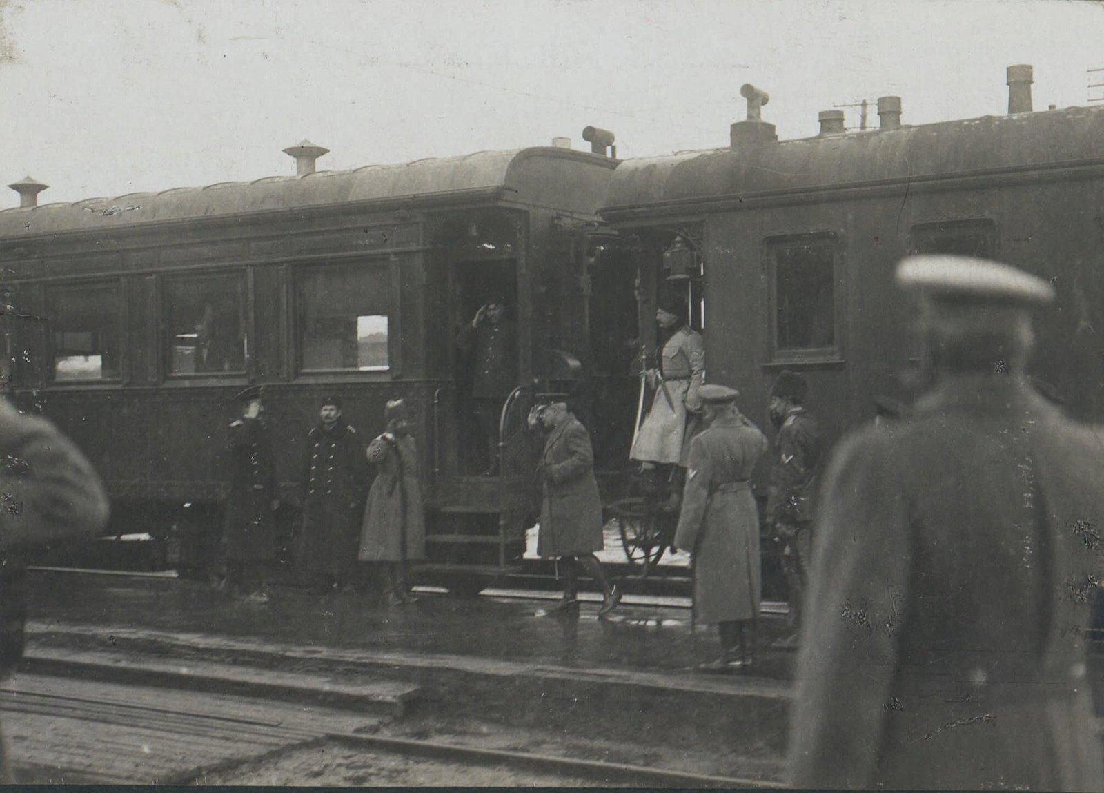 06. 1918. Прибытие генерала Фредерика Пуля в  Новороссийск. 3 декабря