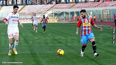 Paganese-Catania 0-0: al 'Torre' vince la noia