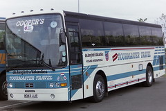COOPER'S TOURMASTER TRAVEL, ANNITSFORD M342JJR