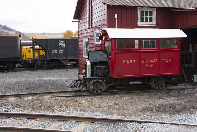 East Broad Top M-3