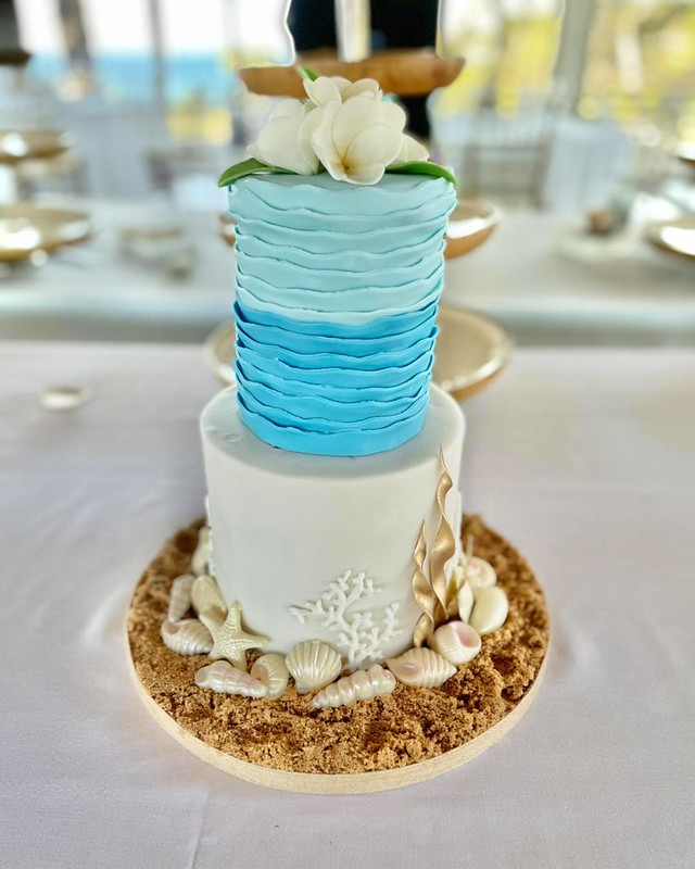 Cake by Louise Sandy