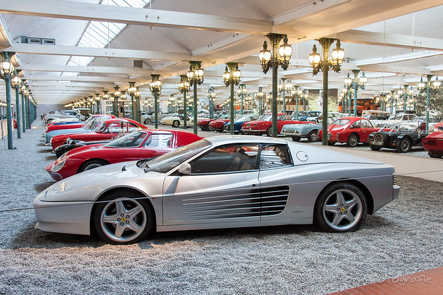Ferrari 512 TR - 1992