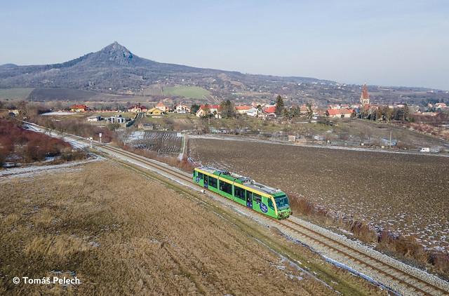 654.008-1 Třebenice a Zřícenina hradu Košťálov (20.2.2021)