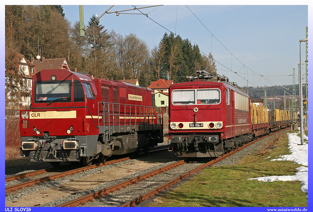 273 008-3 and 155 016-9