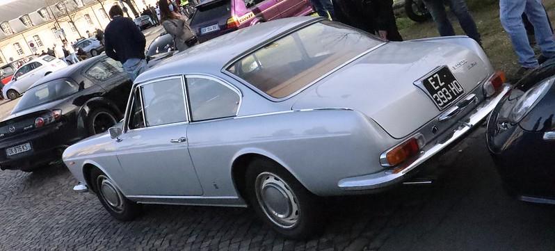 Lancia coupé Flavia  PininFarina 1963 /  50966115493_7c247544eb_c