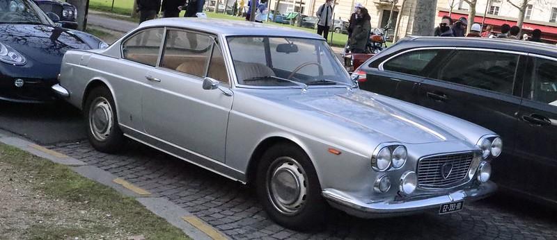 Lancia coupé Flavia  PininFarina 1963 /  50966115588_c7e5375d1d_c