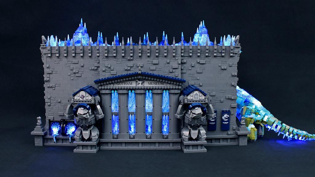 Gotham Museum Exterior