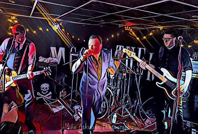 The Godfathers At The Westgarth
