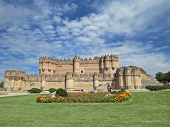 Castillo de Coca - Coca Castle