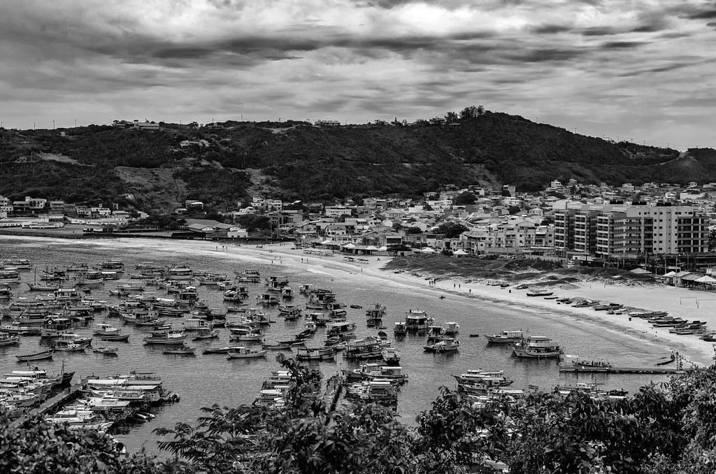 Praia dos Anjos, Arraial do Cabo , RJ.