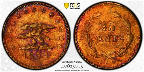 Kagins 2021-03 sale Lot 3030 O'Connor BG-220 | by Numismatic Bibliomania Society