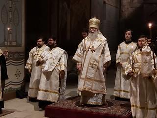 20.02.2021 | Всенощное бдение в Софийском соборе