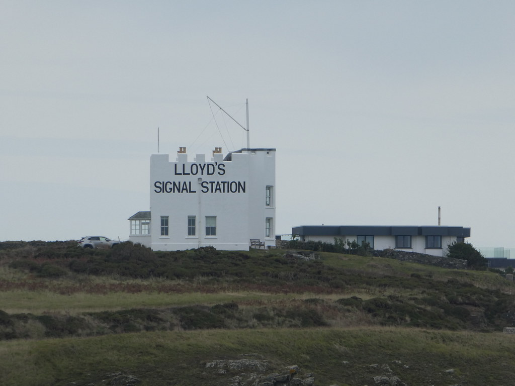 The Marconi Wireless Station, Bass Point, The Lizard