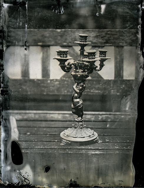 El canelobre / The candelabra