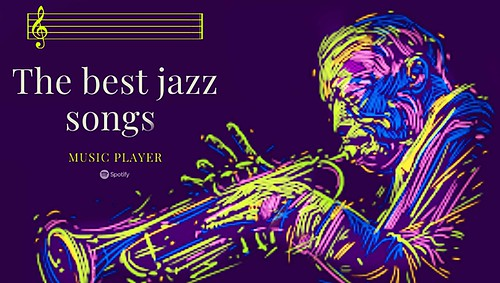 ⭐️ The best jazz songs 🎷 – Music Player ⭐️ | by Media-SL