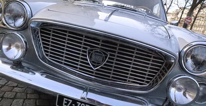 Lancia coupé Flavia  PininFarina 1963 /  50966821256_131eba6165_c