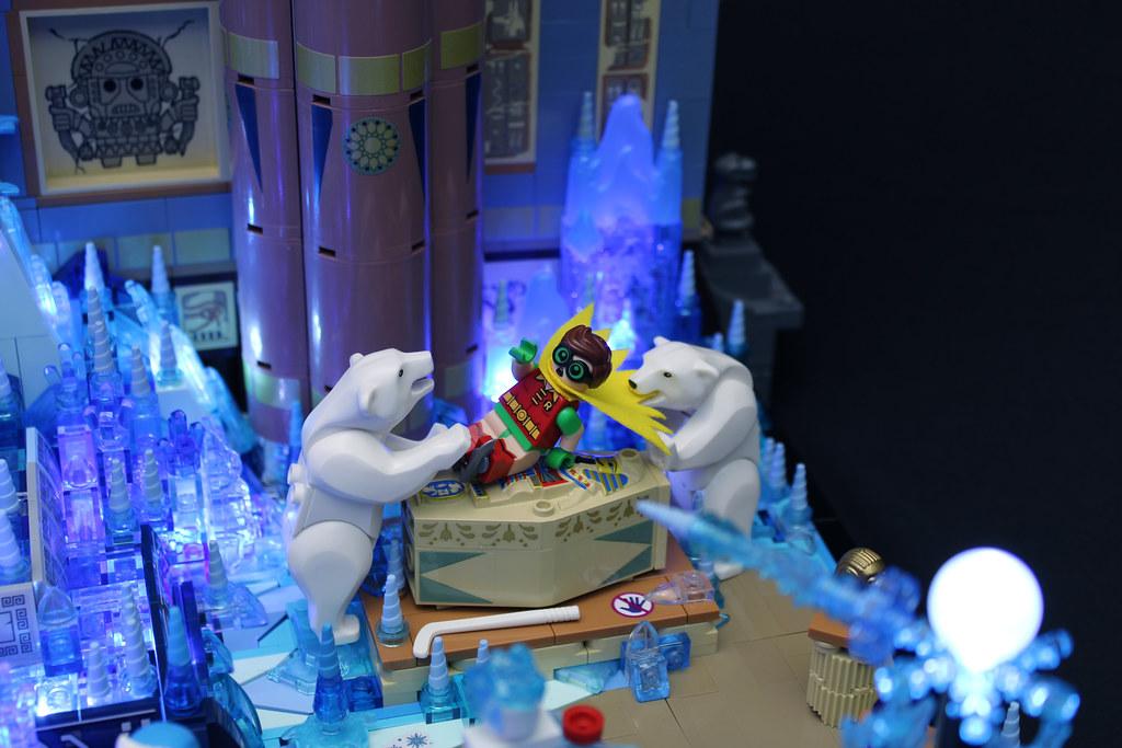 Polar Bears Batman!