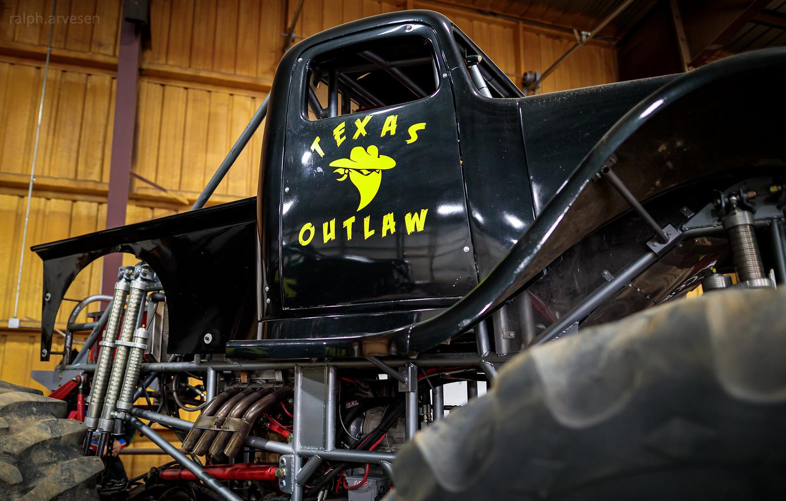 No Limits Monster Trucks | Texas Review | Ralph Arvesen