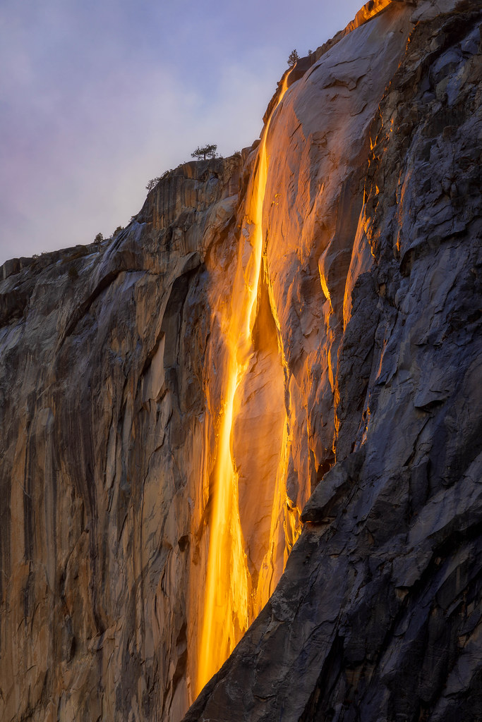 Horsetail Fall Firefall Phenomenon 2021 (Explored)