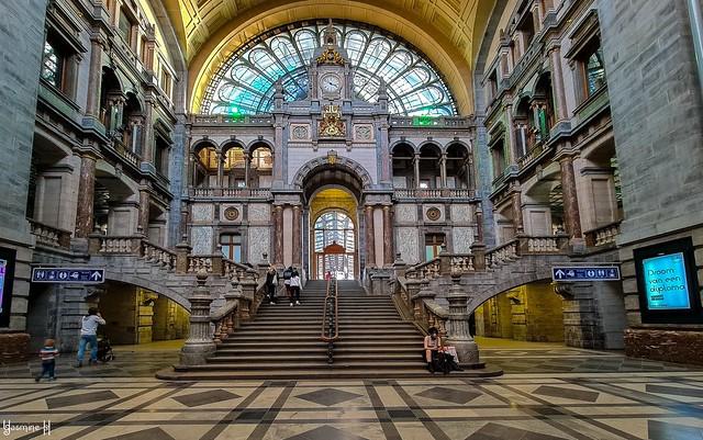 Antwerpen Station - 9442